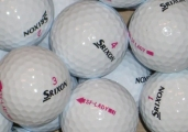 12 Stück Srixon Soft Feel Lady AA-AAA Lakeballs